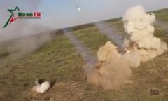 «Щит Союза – 2019». Массированный удар артиллерии