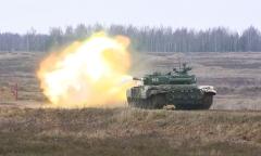 Т-72Б. Подготовка курсантов