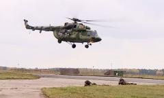 Десантирование из вертолета