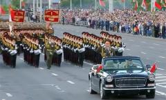 Прямая трансляция парада в честь Дня Независимости