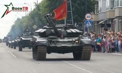 Военный парад в Борисове