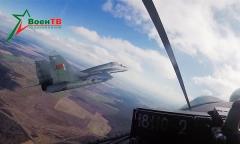 МиГ-29. Подготовка к параду