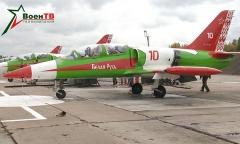 Л-39. Подготовка летчиков