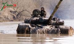 Подводное вождение танков