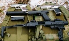 Новые пистолеты