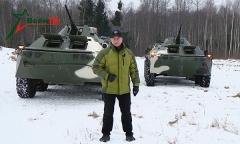 БТР-70 МБ-1