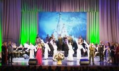 Концерт, посвященный Дню танкистов