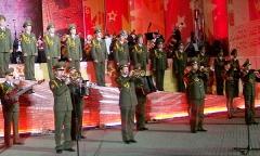Академическому ансамблю песни и танца Вооруженных Сил – 80 лет