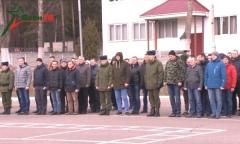 Военнообязанные возвращаются домой