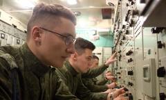 Ашулук-2020. Курсанты Военной академии