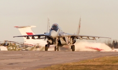 МиГ-29. Срочный вылет