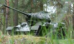 Танк-легенда. Т-34