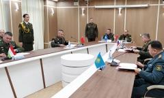 Заседание Комитета начальников связи