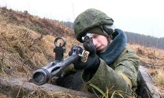 Снайперы и пулеметчики