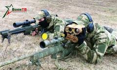Снайперы. Работа в паре