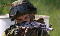 Тренировка миротворцев