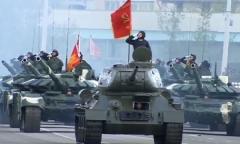 Военный парад к 75-летию Победы