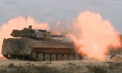 Соревнование артиллеристов