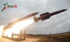 Испытания новой ракеты