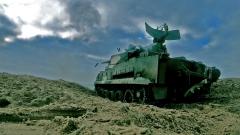 Тунгуска против бронетехники