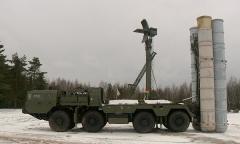 С-300 на боевом дежурстве