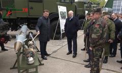 Президент Беларуси – о ракетостроении