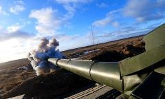 Стрельба управляемыми ракетами