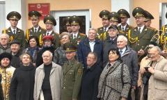 Ветераны журналистики посетили 120-ю омбр