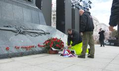 Словацкие байкеры почтили память Героев