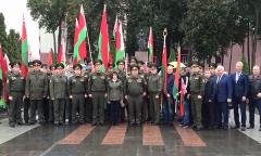 День единства отмечают в Гомельской области