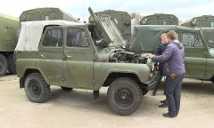 Выставка-продажа военной техники