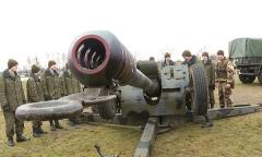 Брестские десантники. Вооружение